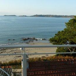 Sur le balcon - Location de vacances - Trédrez-Locquémeau