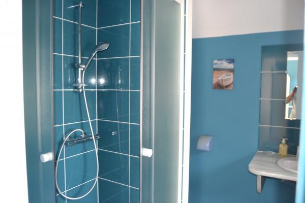 salle d'eau - Chambre d'hôtes - Paimpol