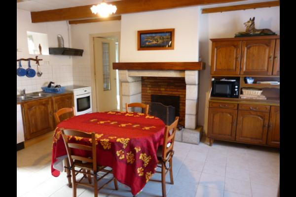 espace salle à manger - Location de vacances - Paimpol