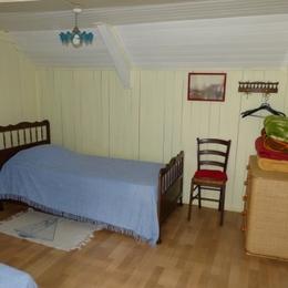 chambre étage - Location de vacances - Paimpol