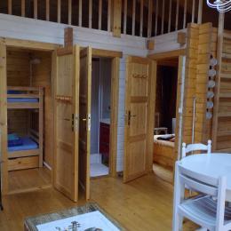 LES 2 CHAMBRES SEPAREES PAR LA SALLE DE BAINS - Location de vacances - Binic