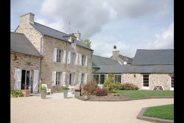 Chambre d'hôtes - Aucaleuc - Accueil - Exterieur - Chambre d'hôte - Aucaleuc