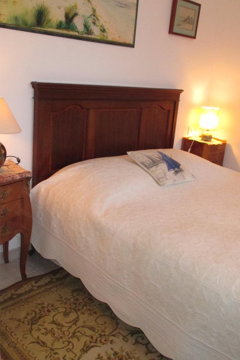 Chambre d'hôtes, Trégastel, Chambre Bateau, RDC avec 1 lit de 160 - Chambre d'hôtes - Trégastel