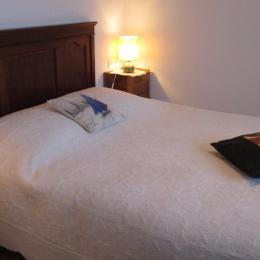 Chambre d'hôtes, Trégastel, Chambre Bateau, RDC avec 1 lit de 160 - Chambre d'hôte - Trégastel