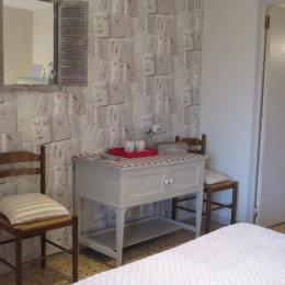 La Chambre PLOURIVO en RDC, avec lit de 140 - Chambre d'hôtes - Ploubazlanec