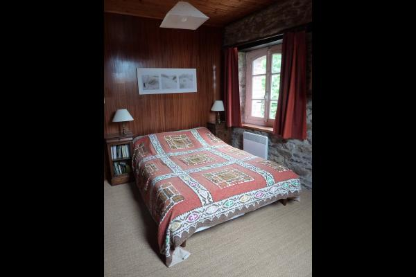 LE GONNIDEC - La Tour de Kerroc'h - Chambre d'hôtes à Ploubazlanec / Paimpol - Chambre Safran - Chambre d'hôte - Ploubazlanec