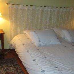 Thiebaut, chambre d'hôtes, double - Chambre d'hôte - Plougrescant