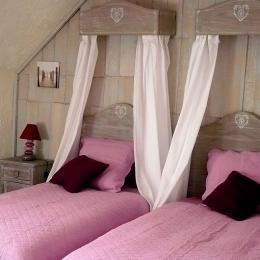 Manoir de la Ville Davy - Chambre d'hôtes - Tréfumel - Chambre Cornette - Chambre d'hôte - Tréfumel