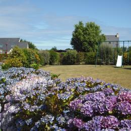 jardin - Location de vacances - Pleubian