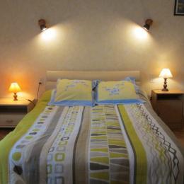 POMMERET - Chambres d'hôtes - Chambre familiale - chambre double - Chambre d'hôte - Pleudihen-sur-Rance
