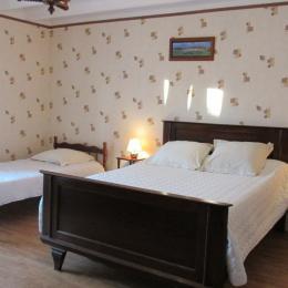 POMMERET - Chambres d'hôtes - Chambre familiale - chambre 3 pers. - Chambre d'hôte - Pleudihen-sur-Rance