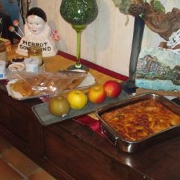 LE RHUN Trédarzec chambre d'hôtes familiale à l'étage petit déjeuner - Chambre d'hôtes - Trédarzec