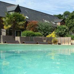 Les Cottages - Les Sirènes - Location - Lamballe - Piscine - Location de vacances - Lamballe