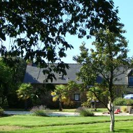 Les Cottages - Les Golfeurs - Lamballe - Location - Jardin / Terrasse - Location de vacances - Lamballe