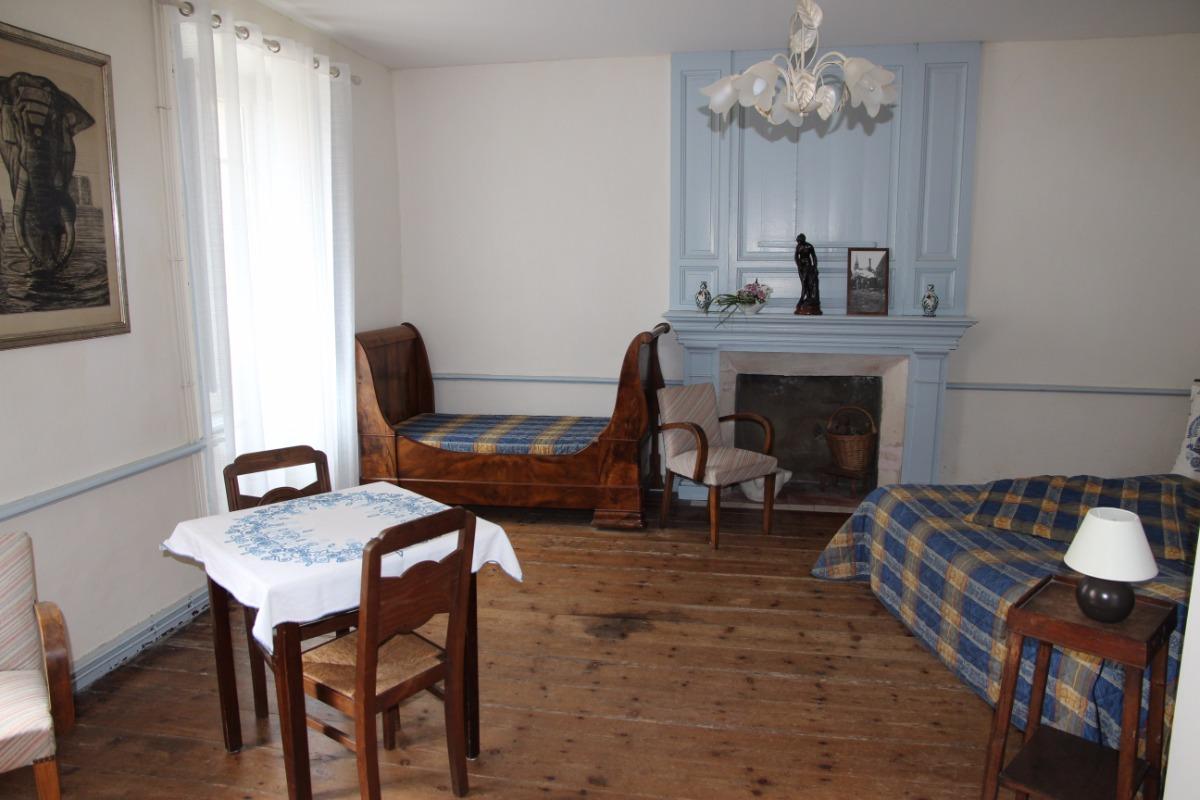 un lit à rouleaux pour un enfant : 80x160 - Chambre d'hôtes - Paimpol