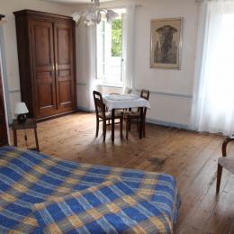 chambre parents - Chambre d'hôte - Paimpol