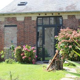 La Maison de Brique - Espace séjour - Chambre d'hôte - Paimpol