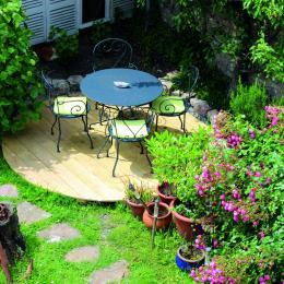 Votre terrasse privative  - Chambre d'hôtes - Paimpol