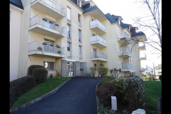 Entrée de la Résidence - Location de vacances - Saint-Quay-Portrieux