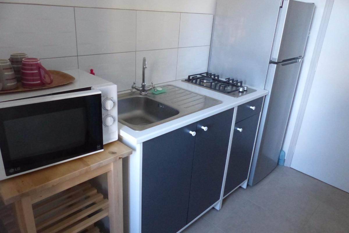 cuisinette à disposition pour soirée tranquille - Chambre d'hôtes - Paimpol