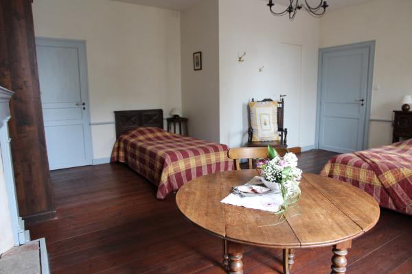 Yves plein sud pour 3 personnes (ou 4) - Chambre d'hôtes - Paimpol