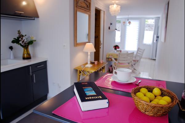 BRIEND - Location - Pléneuf-Val-André - Séjour - Location de vacances - Pléneuf-Val-André