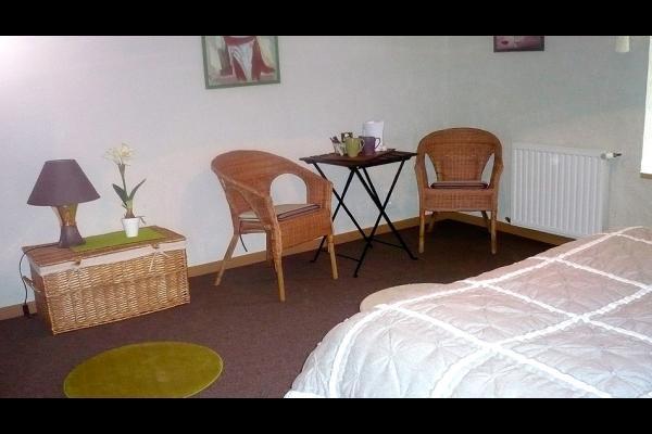 Manoir de la Ville Davy - Chambre d'hôtes - Tréfumel - Chambre Pitchourell - Chambre d'hôtes - Tréfumel