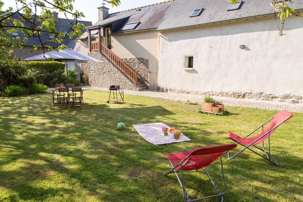 Gite de Carcouet - Location de vacances - Plédéliac