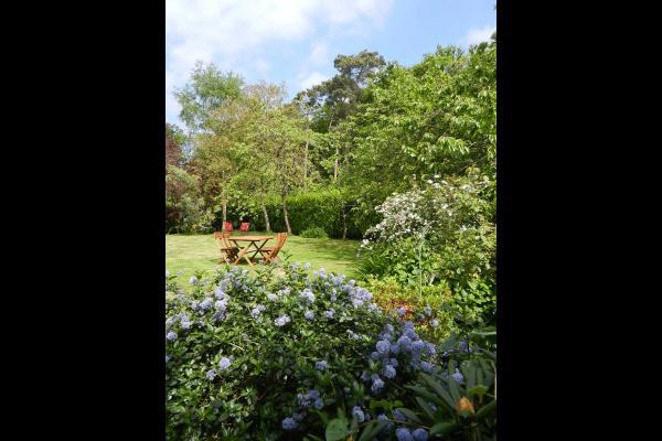 jardin clos de 250m2 - Location de vacances - Plédéliac