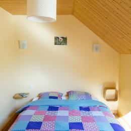 Toutes les chambres sont équipées de literie qualité hôtelière - Location de vacances - Plédéliac