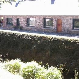 Maison traditionnelle rénovée, au bord du Trieux - Location de vacances - Pontrieux