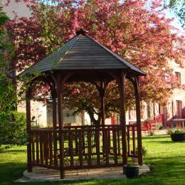 Au Jardin d'Éloïse - Jardin - Chambre d'hôtes - Tréméreuc