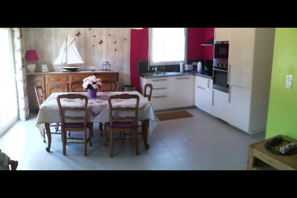 Ty Tiegezh - Coin cuisine - Location de vacances - Créhen