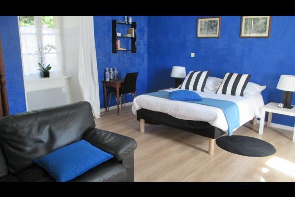 CANAT chambres d'hôtes Saint Michel Chambre - Chambre d'hôtes - Paimpol