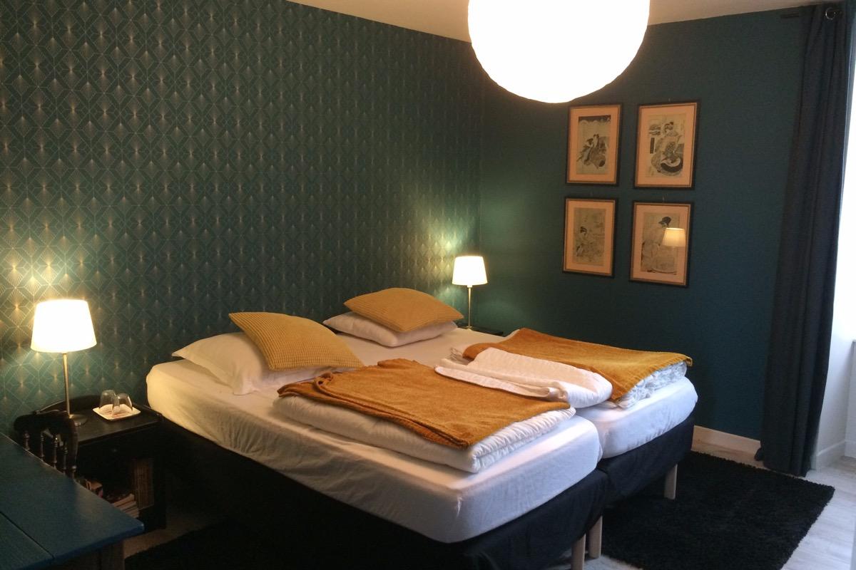 CANAT Chambres d'hôtes Saint-Michel Paimpol Détail - Chambre d'hôtes - Paimpol