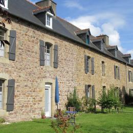 CANAT Chambres d'hôtes Saint-Michel Paimpol Espace petit déjeuner intérieur - Chambre d'hôtes - Paimpol