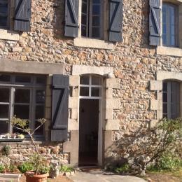 CANAT Chambres d'hôtes Saint-Michel Paimpol la bâtisse  - Chambre d'hôtes - Paimpol