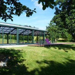 sauna infra rouge - Location de vacances - Plestin-les-Grèves