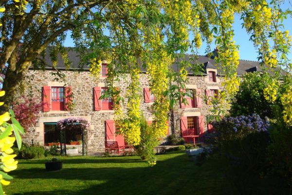 Chambres d'hôtes Au jardin d'Éloïse - Dinan / Vallée de la Rance - Chambre d'hôtes - Tréméreuc