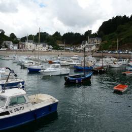 .port et plage de Bréhec  - Chambre d'hôtes - Plouézec