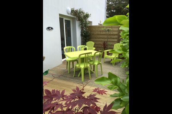 Location - Fréhel - Sable d'Or les Pins - Terrasse - Location de vacances - Fréhel