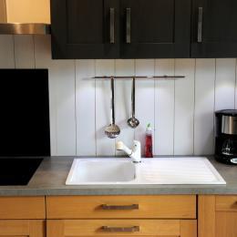 Gîtes de Keregal - LE REPERE DE JULIE - Location - Plouha  - Détail cuisine - Location de vacances - Plouha