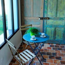 Gîtes de Keregal - LE REPERE DE JULIE - Location - Plouha  - Un oeil sur le jardin ... - Location de vacances - Plouha