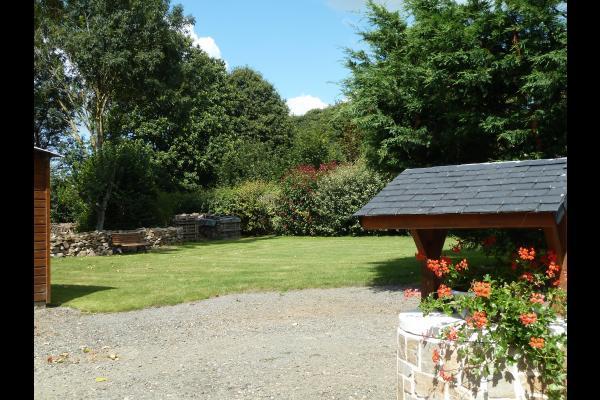 chambre , lit 140 cm - Location de vacances - Plouisy