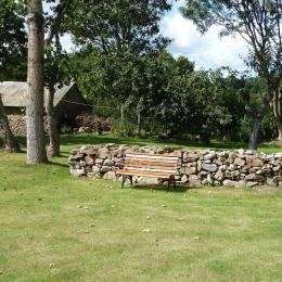 détente dans le jardin - Location de vacances - Plouisy