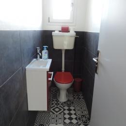 Location Plouasne - Gîte des Eves - WC indépendant - Location de vacances - Plouasne