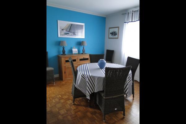 LE BONNIEC location Gite de marin Paimpol - séjour-salon - Location de vacances - Paimpol