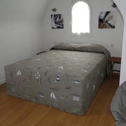 LE BONNIEC location Gîte de marin Paimpol - chambre lit 160 - Location de vacances - Paimpol