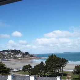 Vue du balcon - Location de vacances - Perros-Guirec