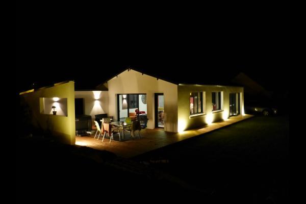 MORELLEC, Location, Perros-Guirec ,Extérieur, nuit - Location de vacances - Perros-Guirec